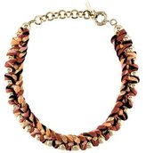 Missoni Braided Necklace