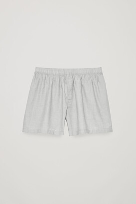 Cos Cotton Chambray Boxers