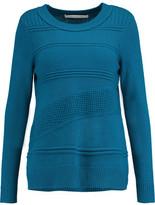 Diane von Furstenberg New Kingston Wool And Cashmere-Blend Sweater