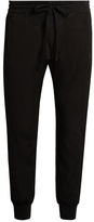 Haider Ackermann Saglia cotton-blend twill track pants