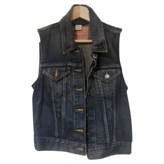 Levi's Navy Denim - Jeans Jackets