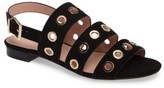 Topshop Women's Honeymoon Grommet Sandals