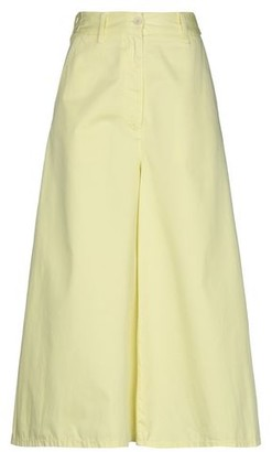 MM6 MAISON MARGIELA 3/4-length trousers