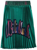 Thumbnail for your product : Billieblush Billie Blush Pleated Skirt Green