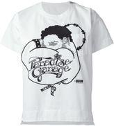 Sacai paradise garage T-shirt