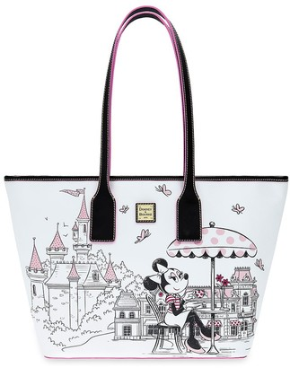 Disney Minnie Mouse Parks Tote Bag by Dooney & Bourke