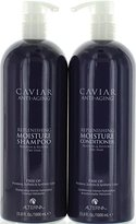 Alterna Caviar Replenishing Moisture Shampoo and Conditioner DUO 33.8 Fl. Oz.