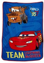 Cars Blanket (Toddler) Multicolored