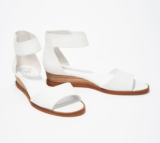 Vince Camuto Suede Two-Piece Sandals - Rejjie