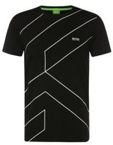 Hugo Boss Teecell Cotton Lyocell T-Shirt L Black