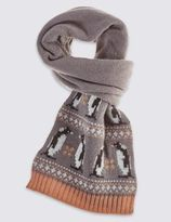 Marks and Spencer Penguin Scarf