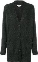 Etoile Isabel Marant v-neck cardigan - women - Acrylic/Polyamide/Viscose/Alpaca - 40