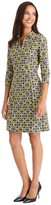 J.Mclaughlin Cadence Dress in Newport Scroll