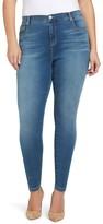 Gloria Vanderbilt Plus Size Amanda High-Rise Skinny Jeans