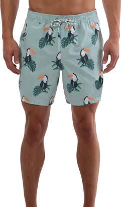 Party Pants Men's Tou Caanes Stretch Shorts
