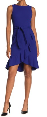 Calvin Klein Ruffle Dress