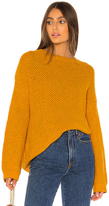 Amuse Society Amalia Knit Sweater