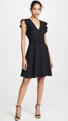 Black Halo Hailey Dress