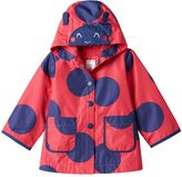 Carter's Toddler Girl Ladybug Face Rain Jacket