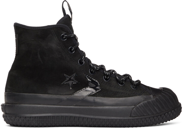 Thumbnail for your product : Converse Black Gore-Tex Bosey MC High Top Sneakers