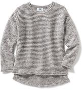 Old Navy Hi-Lo Drop-Shoulder Sweater for Girls