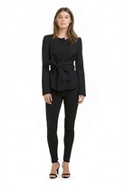 Country Road Jacquard Fitted Jacket