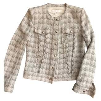 IRO Spring Summer 2019 White Cotton Jackets