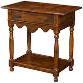"""Theodore Alexander William 30"""" Bedside Table - Tawny"""