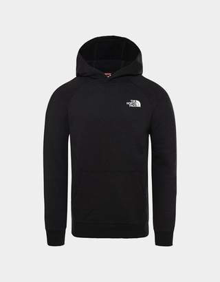 The North Face Raglan Redbox Hoodie Black