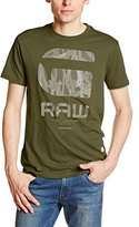 G Star Men's Frikran R T Short-Sleeve T-Shirt