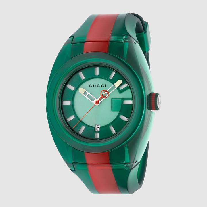 Gucci SYNC watch, 46mm