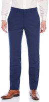 DKNY Flat Front Wool-Blend Dress Pants