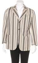 Hermes Striped Sport Coat