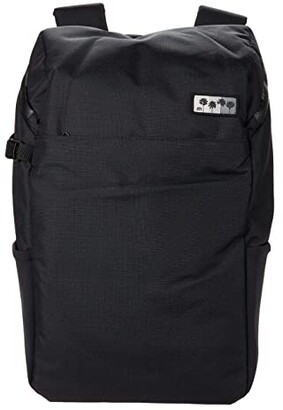 Travis Mathew Below Zero (Black) Backpack Bags