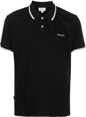 Woolrich Logo Polo Shirt