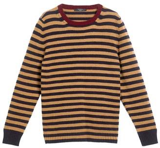 Max Mara Striped Dostana Sweater