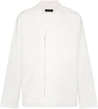 Nulabel Zip-Front Shirt