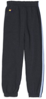 Aviator Nation Little Kid's & Kid's Five-Stripe Sweatpants
