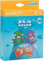 Speedo Sea Squad Armbands Pink/Green