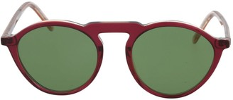 Tomas Maier Core 50MM Round Sunglasses