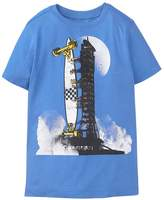 Crazy 8 Skateboard Launch Tee