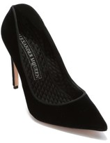 Alexander McQueen Women's Pointy Toe Pump