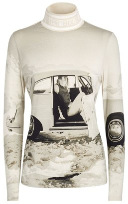 Bogner Archive Photograph Rollneck Sweater