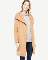 Ann Taylor Petite Wrap Coat