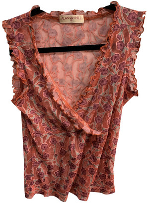 Alannah Hill Pink Top for Women