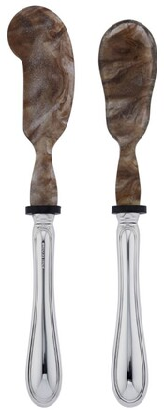 Greggio Spoon and Spreader Caviar Set