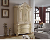 Meridian Furniture USA Monaco Armoire