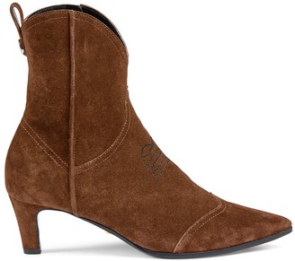 Gucci Western Ankle Boot
