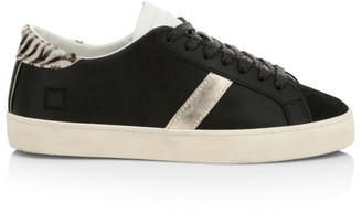 D.A.T.E Hill Leather Sneakers