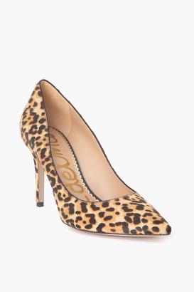 Sam Edelman Leopard Margie Pumps